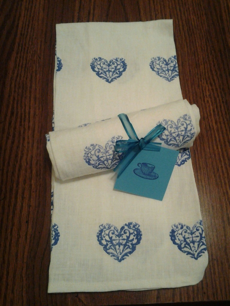 Tea Towel favors